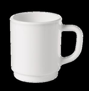 Набор из 24-х кружек Bormioli Milky Tazza Cup