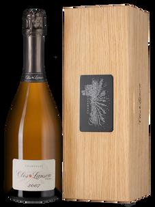 Шампанское Clos Lanson Blanc de Blancs in wooden giftbox, 2007 г.