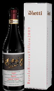 Вино Barolo Riserva Villero, Vietti, 2009 г.