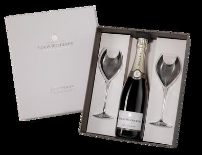 Шампанское Louis Roederer Brut Premier (gift box)
