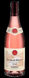 Вино Cotes du Rhone Rose, Guigal, 2018 г.