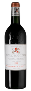 Вино Chateau Pape Clement Rouge, 1993 г.