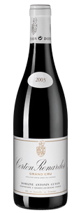 Вино Corton Grand Cru Renardes, Domaine Antonin Guyon, 2003 г.
