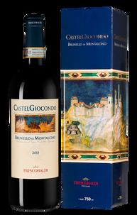 Вино Brunello di Montalcino Castelgiocondo, Frescobaldi, 2015 г.