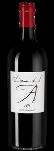 Вино Domaine de l'A, 2014 г.