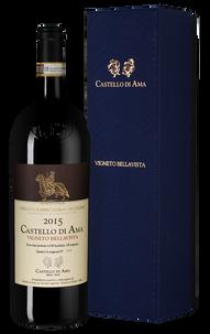 Вино Chianti Classico Gran Selezione Vigneto Bellavista, Castello di Ama, 2015 г.