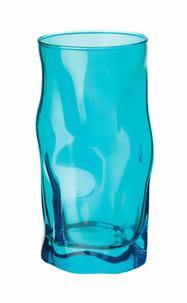 Bormioli Sorgente Cooler Azzurro Set of 3 pcs.