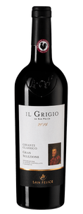 Вино Il Grigio Chianti Classico Gran Selezione, Agricola San Felice, 2015 г.