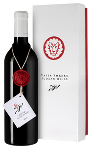 Вино Yatir Forest, Carmel Winery, 2015 г.