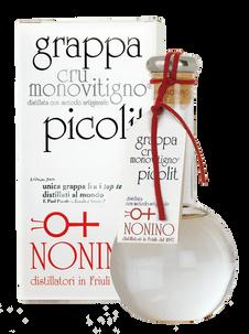 Граппа Cru Monovitigno Picolit
