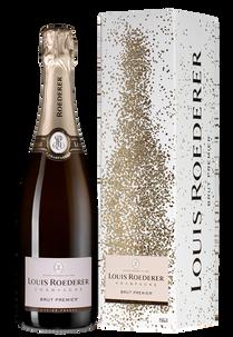 Шампанское Louis Roederer Brut Premier (graphic gift box)