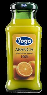 Сок апельсиновый Yoga (24 шт.)