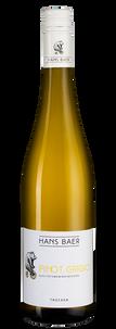 Вино Pinot Grigio, Hans Baer, 2018 г.