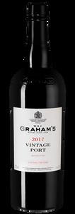 Портвейн Graham's Vintage Port, Graham`s, 2017 г.