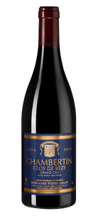 Вино Chambertin Clos de Beze, Domaine Pierre Gelin, 2014 г.