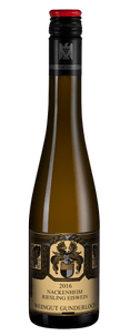 Вино Riesling Eiswein Nackenheim , Gunderloch, 2016 г.
