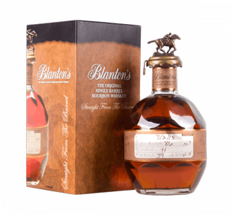 Виски Bourbon Blanton's Straight From The Barrel