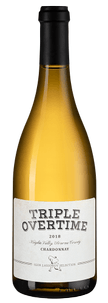 Вино Triple Overtime Chardonnay, Igor Larionov, 2018 г.