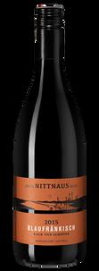 Вино Blaufrankisch Kalk und Schiefer, Nittnaus, 2015 г.
