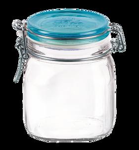 Bormioli Fido Jar Herm Azzuro 149280M04321588