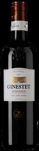 Вино Ginestet Bordeaux, Maison Ginestet, 2016 г.