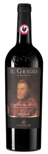 Вино Il Grigio Chianti Classico Riserva, Agricola San Felice, 2015 г.