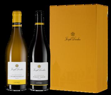 Вино Набор Laforet Chardonnay & Pinot Noir, Joseph Drouhin