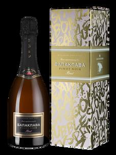 Игристое вино Balaklava Pinot Noir Brut Rose, Золотая Балка