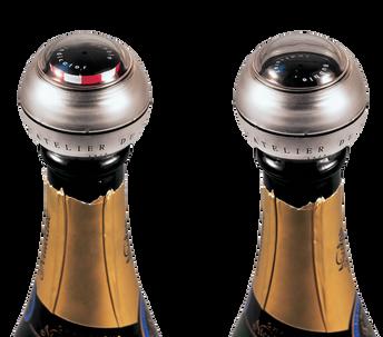 Пробка для шампанского с индикатором давления L'atelier Du Vin
