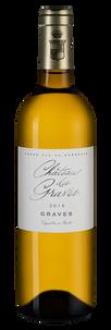 Вино Chateau des Graves Blanc, Vignobles Butler, 2018 г.