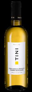 Вино Tini Grecanico Inzolia Sicilia, Caviro