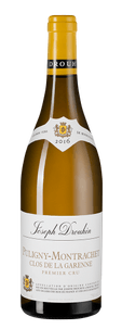 Вино Puligny-Montrachet Premier Cru Clos de la Garenne, Joseph Drouhin, 2016 г.