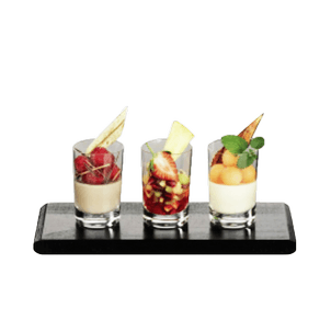 Набор из 3-х стаканов Spiegelau Special Glasses на деревянной подставке
