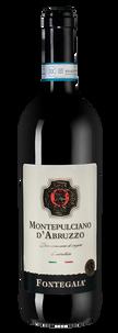 Вино Fontegaia Montepulciano D'Abruzzo, Casama, 2018 г.