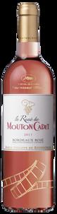 Вино Le Rose de Mouton Cadet, Baron Philippe de Rothschild, 2013 г.