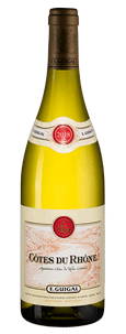 Вино Cotes du Rhone Blanc, Guigal, 2018 г.