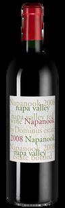Вино Napanook, Jean-Pierre Moueix, 2008 г.