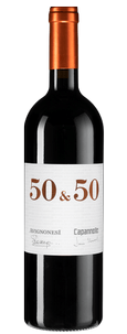 Вино 50 & 50, Capannelle, 2015 г.