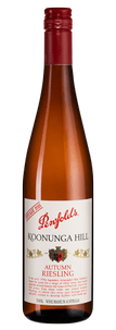 Вино Koonunga Hill Autumn Riesling, Penfolds, 2016 г.