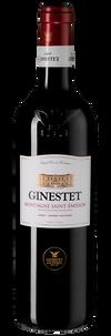 Вино Montagne Saint-Emilion, Maison Ginestet, 2017 г.