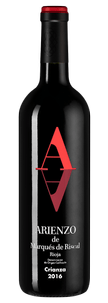 Вино Arienzo Crianza, Marques de Riscal, 2016 г.