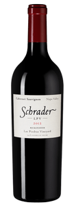 Вино Schrader LPV Cabernet Sauvignon, 2012 г.