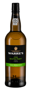 Портвейн Warre`s Fine White Port