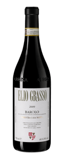 Вино Barolo Ginestra Casa Mate, Elio Grasso, 2009 г.