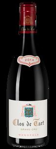Вино Clos de Tart Grand Cru, Domaine Clos de Tart, 2014 г.