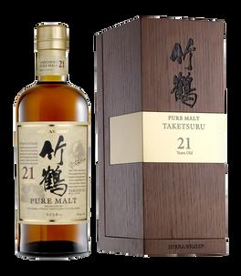 Виски Nikka Taketsuru Pure Malt 21 years old