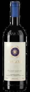 Вино Sassicaia, Tenuta San Guido, 1998 г.