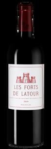 Вино Les Forts de Latour, Chateau Latour, 2009 г.