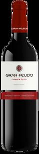 Вино Gran Feudo Crianza, Bodegas Chivite, 2007 г.