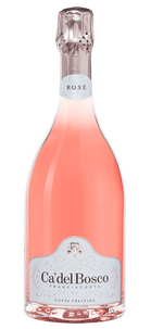 Игристое вино Franciacorta Cuvee Prestige Brut Rose, Ca'Del Bosco
